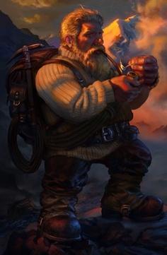 Gem Mugs Bloodbeard