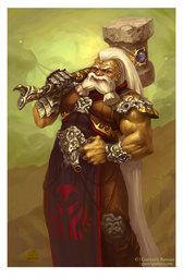 Prince Vongur Bronzecarver