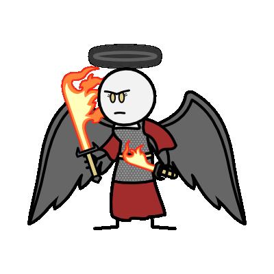 Monster- Angel of Dark Valour (08)
