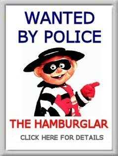 The Hamburglar