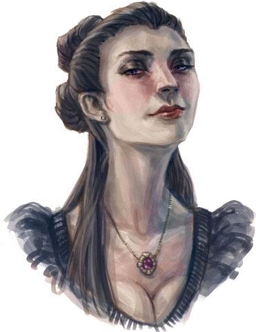 Lady Gloriana Morilla