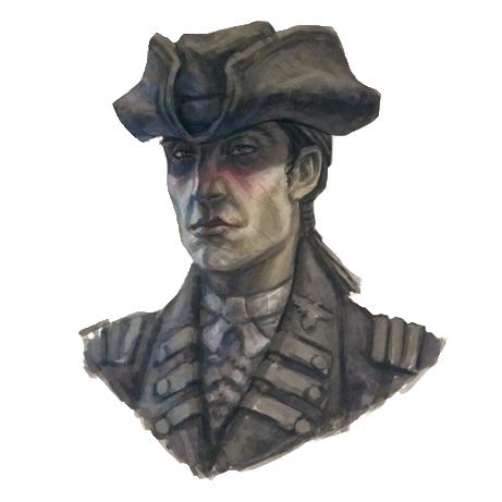 Major Colson Maldris