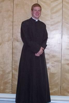 Father Sean Patrick Ryan