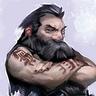 Durgeddin Stonehammer of Clan Forkbeard