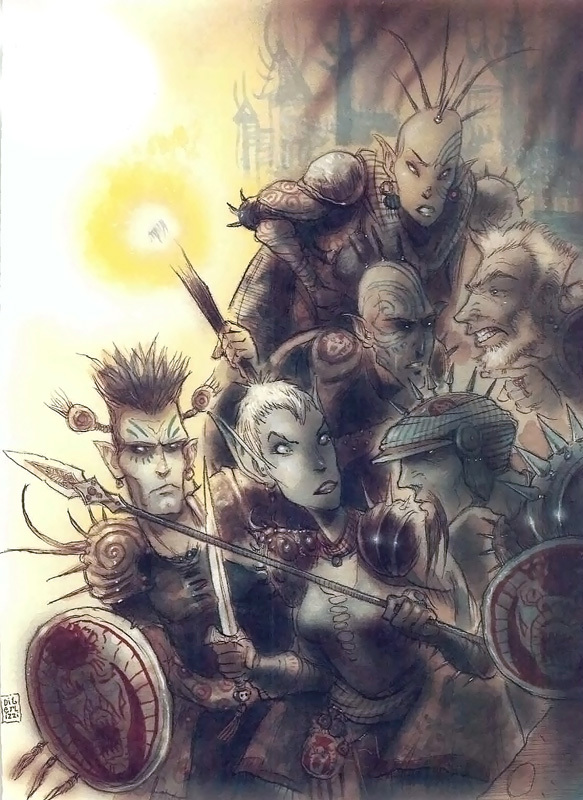 Chaosmen (Xaositects)