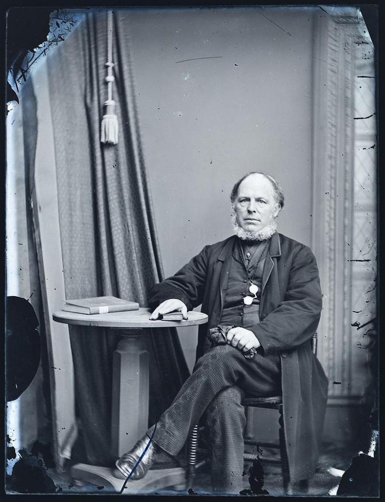 Dr. Edward Warringten (Verstorben)