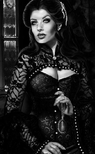 Countess Gabrielle Aderre