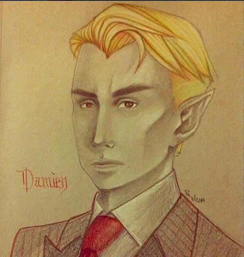 Damien Strange