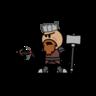 Monster- Dwarf Bolter- Thain Cardanas (04)