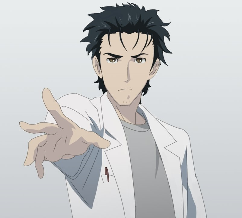 Okabe Rintaro