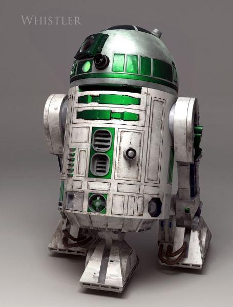 """R2-F4 """"Whistler"""""""