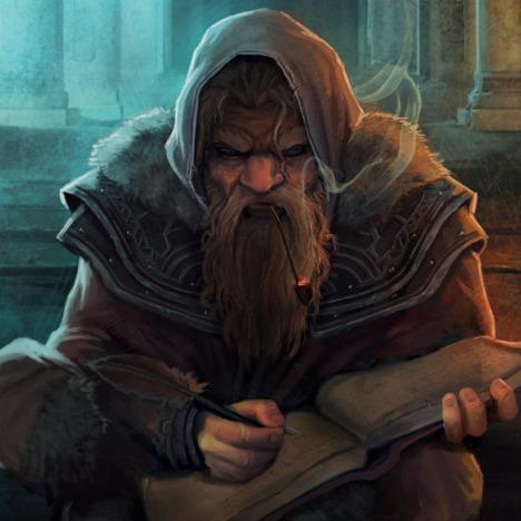 Aldric Longbeard