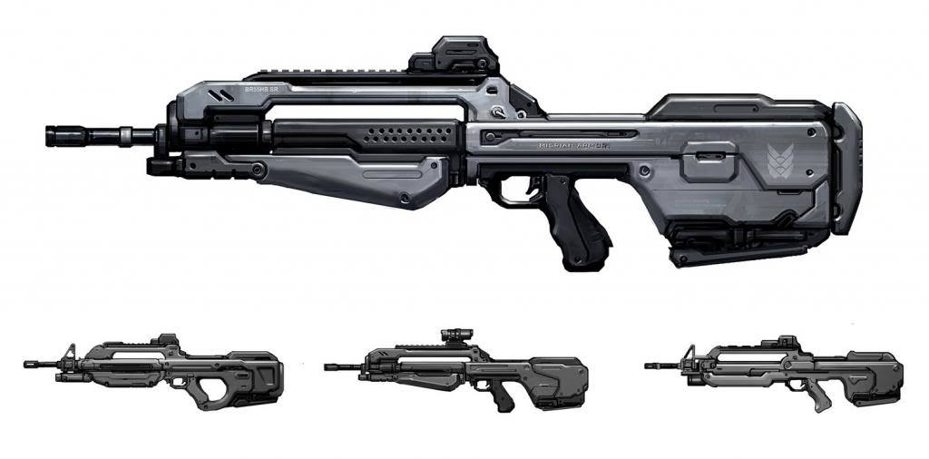 Legacy: CIV-4 Rifle: Hawkeye