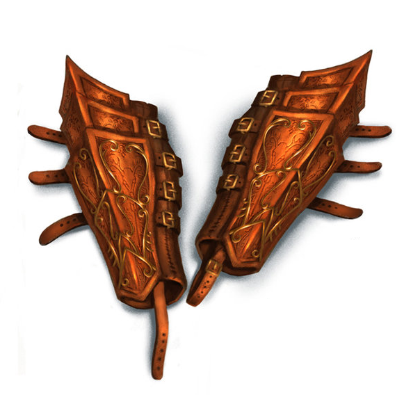 Bracers of Defense