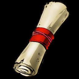 Scroll, Remove Curse