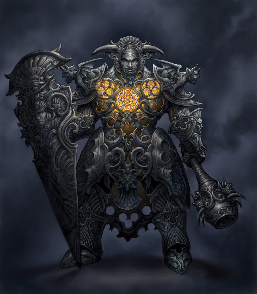 The Iron Sentinel