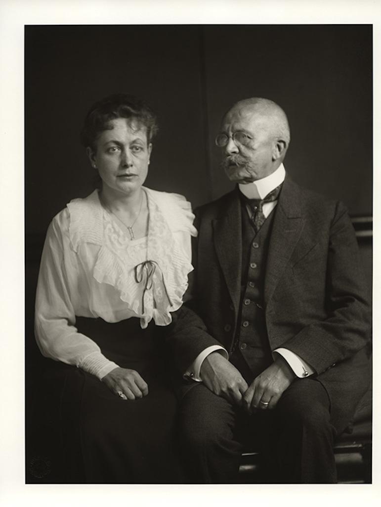 Emil and Luise von Barenberg