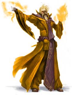 Grand Magister Aurixen Goldfire