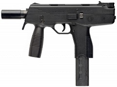 Tactical Machine Pistol