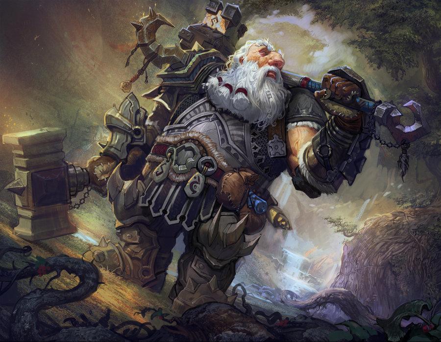 Bunfer Battlehammer