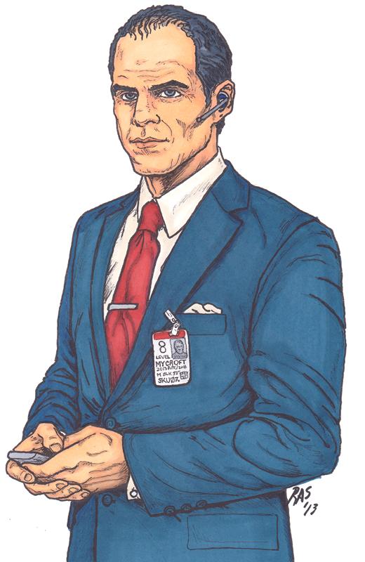 Lt. Chet Dawes