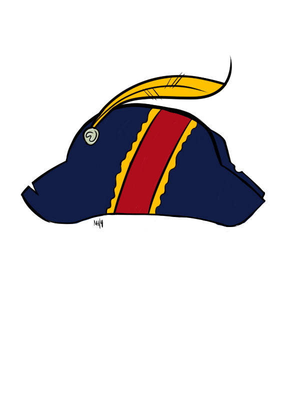 Falcon Captain's Hat