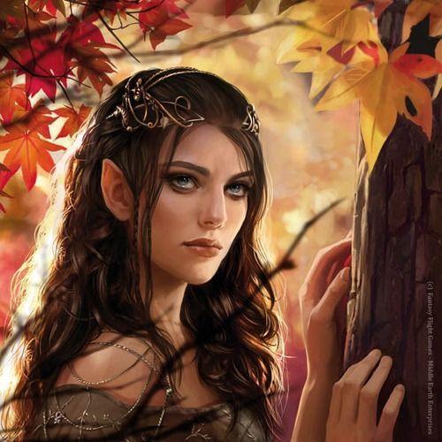 Queen Elenadanele of Carthey