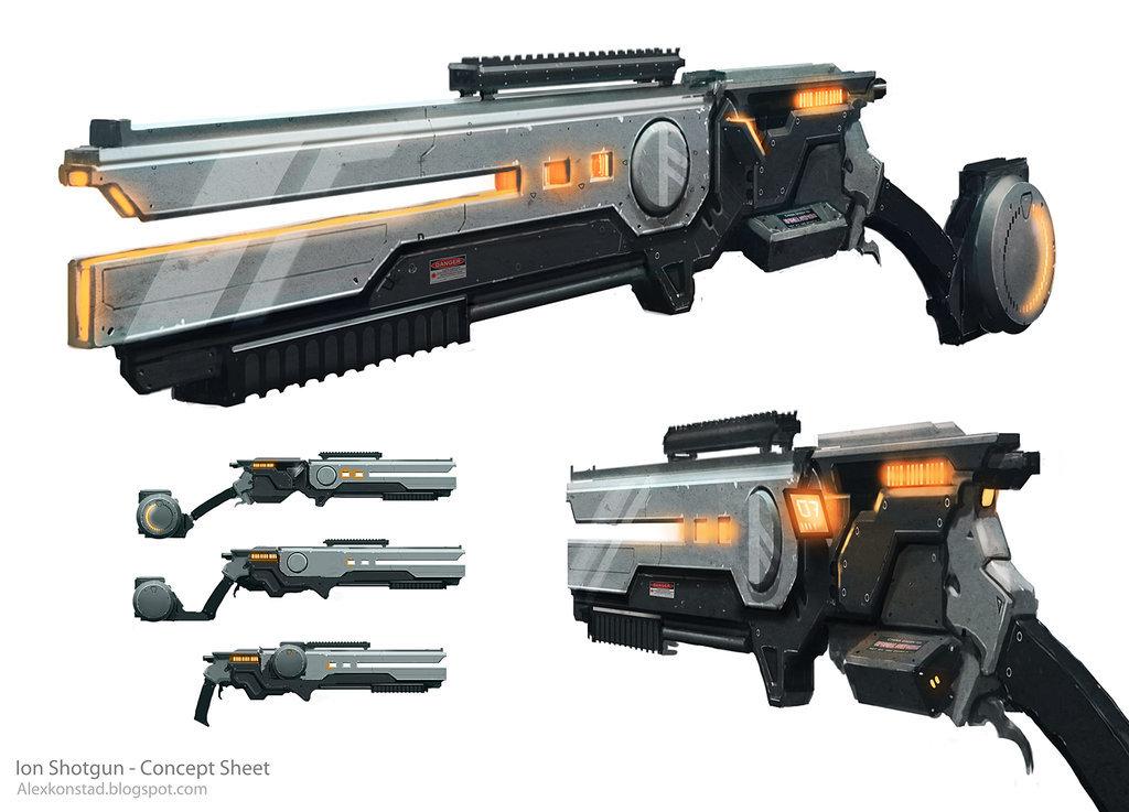Legacy- Riot Gun