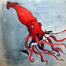 Cathbad Celestial Giant Squid (Huge) Form