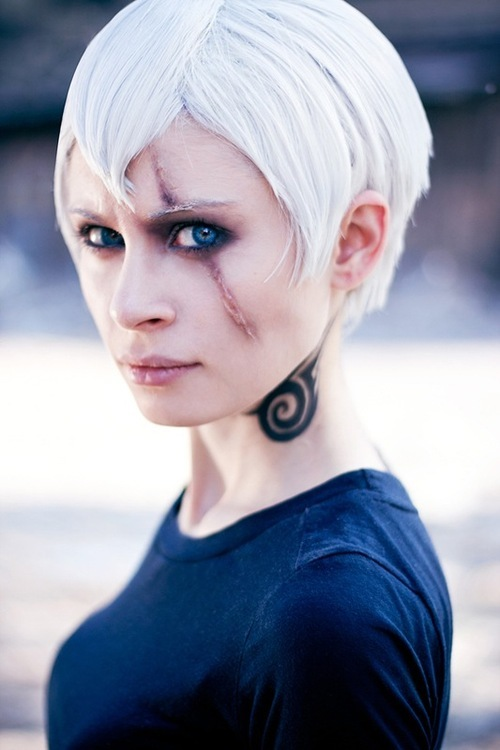 Hazel Whitescar (Iyraclea Hyaxel IV of Sossal)