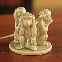 Olaf's Amber Monkeys