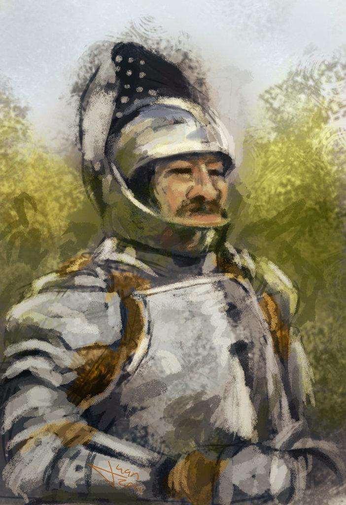 Sir Drustan