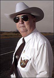 Sheriff Butch Anderson