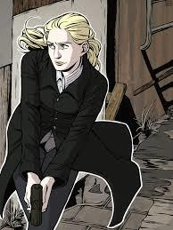 Killbox (Olivia Sharpe)