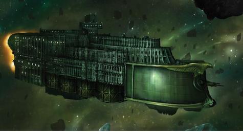 Selenia-class merchant transport