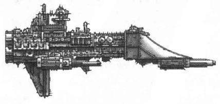 Firestorm-class Frigate