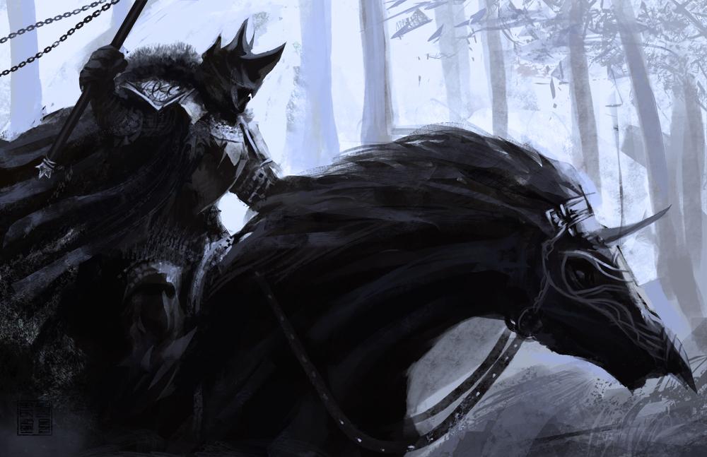 Desmond's Valyrian Plate Mail