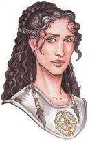 Jenya Urikas, Head Priestess