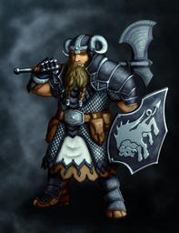 Durkik Forgeheart