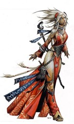 Fireburst Robes