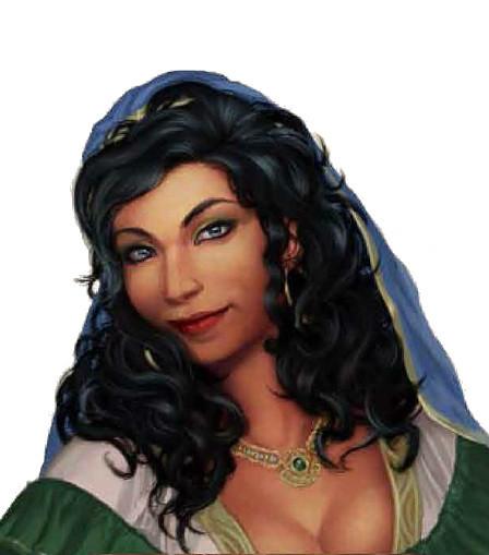 Iesha Foxglove (Deceased)