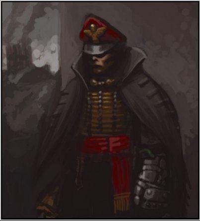 Commissar Darven