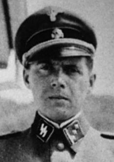 Hauptsturmfuhrer Josef Engelhart
