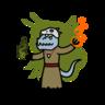 Monster- Troglodyte Curse Chanter (08)