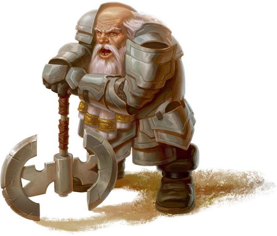 Thoroar Bronzebeard