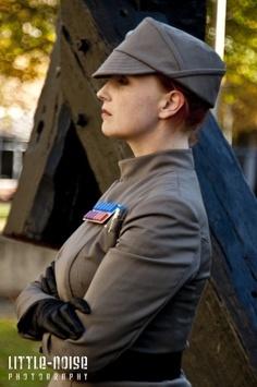 Captain Genna Scorpio