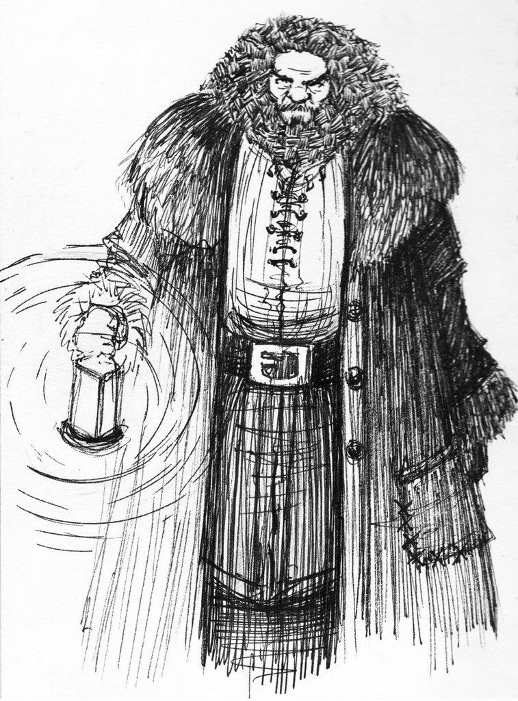 Gregor Bannatyne, the Greatbeard
