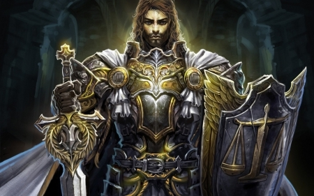 Guards the Future(Bulwark Waylander)