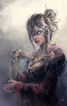 Lady Belthaine Eltem