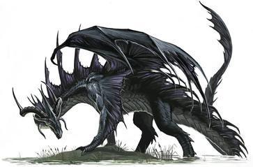 x Dragon, Blackrock